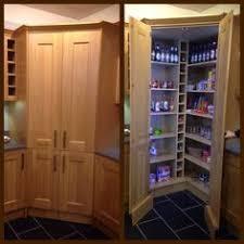 Ikea Kitchen Pantry Cabinets by Pantry Corner Cabinet With Tall Corner Cupboard Kitchen Kitchen
