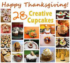 28 creative thanksgiving cupcakes s home