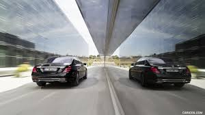 2018 mercedes maybach s class s650 black rear hd wallpaper 22