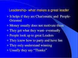 What Qualities Make A Good Leader Essay   Essay Topics What Make A Great Leader Essay