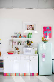 kitchen decorating pink retro kitchen pale pink kitchen