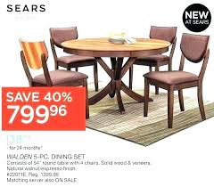 sears furniture kitchen tables sears kitchen table sets sears kitchen table and chair sets sears