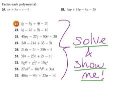 worksheet on factoring polynomials by grouping worksheets