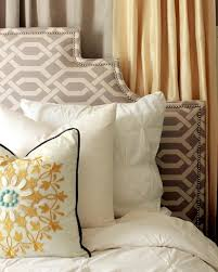 Fabric For Upholstered Headboard by 10 Fabric Headboard Ideas For Your Bedroom