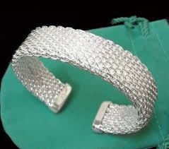 wire woven bracelet images 925 sterling silver wire weave bracelet lovely and jpg