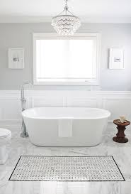 An Award Winning Master Bath Traditional Bathroom by How To Install Wainscoting For A Traditional Bathroom With A