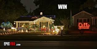 lazy christmas lights len speaks did you get your christmas lights up yet