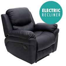 Motorised Recliner Armchairs Electric Reclining Armchair Ebay