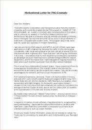 motivation letter motivation letter for phd phd cover letter political science