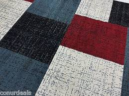 Red Black White Area Rugs Rugs Area Rug Carpet Black White Red Blue Square Design Rugs 5x7