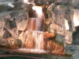 indoor waterfalls frankenmuth michigan united states of america