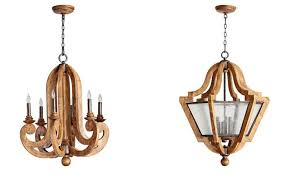 Wood Chandeliers What I M Crushing On Wood Chandeliers Risenmay