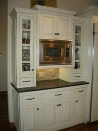 Built In Kitchen Cabinet Best 25 Built In Microwave Ideas On Pinterest Microwave In