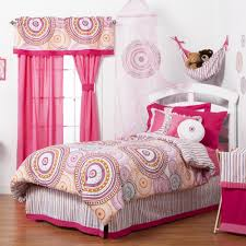 Pink And Orange Bedroom Bedroom One Grace Place Sophia Bedding Collection Pink
