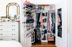 closet organizer jobs 10 ways to get more storage out of a small closet apartment therapy