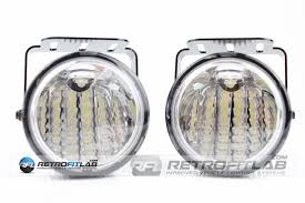 Position Light Led Daytime Running Lights Drl Retrofitlab Com