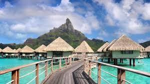 bora bora bora bora island overwater bungalows and water villa resorts
