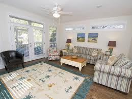 Beach Living Room by Paradise30a Deckedout Jan U0026 Feb Monthly Vrbo
