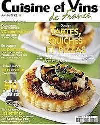 magazine de cuisine cuisine et vins de amazon com magazines