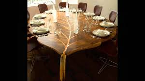 amazing dining room tables youtube