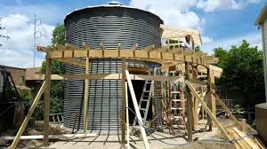 Grain Silo Homes by Silo Build New Orleans Youtube