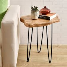 round wood accent table round wooden accent table wayfair