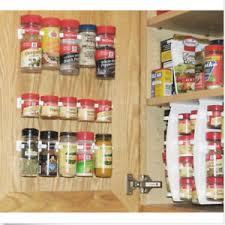 kitchen cabinet door storage racks details about kitchen cabinet door spice rack organizer cupboard wall mount storage 20