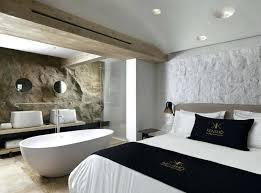salle de bain ouverte sur chambre chambre avec salle de bain ouverte bathrooms id salle de bain