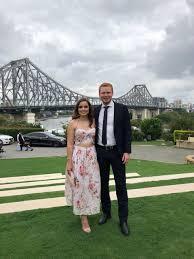Wedding Dress Hire Brisbane Zimmermann Eden Tie Dress Les Belles Closet Designer Dress