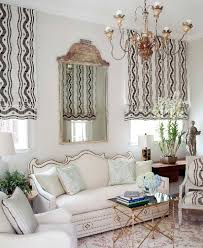Window Treatment Ideas For Living Room by Window Treatments For A Completed Room Design
