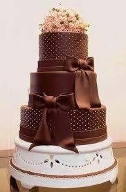 wedding cakes brown chocolate wedding cake 2047138 weddbook