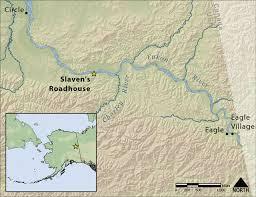 Eagle River Alaska Map geophysical investigation of a middle holocene archaeological site