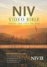 kjv complete bible on dvd narrated by scourby