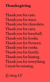 thanksgiving poems haiku thanksgiving blessings