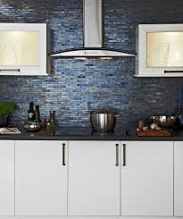 kitchen graceful modern kitchen tiles black wavy backsplash