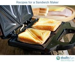 Toaster Ideas Best 25 Sandwich Toaster Ideas On Pinterest Panini Toaster
