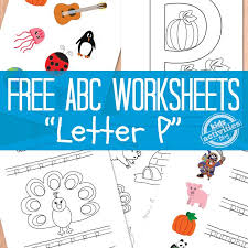 the 25 best letter p worksheets ideas on pinterest kindergarten