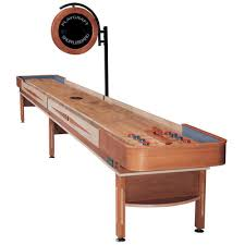 ricochet shuffleboard table for sale playcraft telluride honey shuffleboard table size 22 d