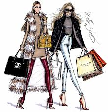 349 best fashion illustrations images on pinterest drawings