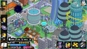 the simpsons tapped out screenshots for android mobygames