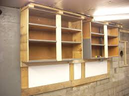 Plywood Garage Cabinet Plans How To Build Plywood Garage Cabinets Best Cabinet Decoration