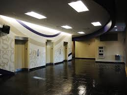 thompson lobby remodel facilities management western illinois