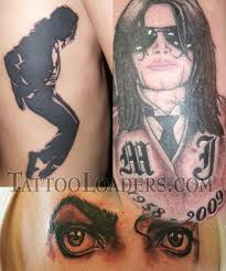 rest in peace michael jackson tattoos tattoo loaders tattoo
