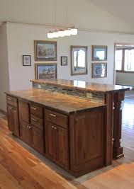 kitchen cabinets cherry finish karman brand rustic cherry cabinets