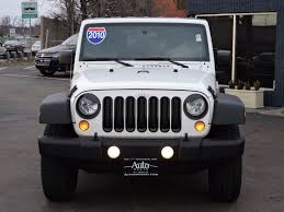 used 2010 jeep wrangler unlimited islander at saugus auto mall
