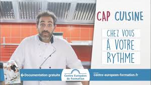 cap cuisine correspondance formation cap cuisine avec michel sarran top chef