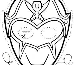 power ranger mask print kids coloring europe travel guides