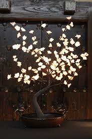 manificent lighted tree home decor landscape decoration