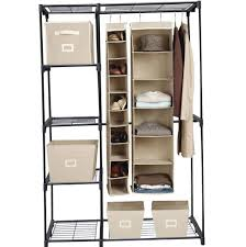 hanging clothes organizer walmart home design ideas