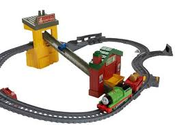 friends trackmaster sort switch express delivery set